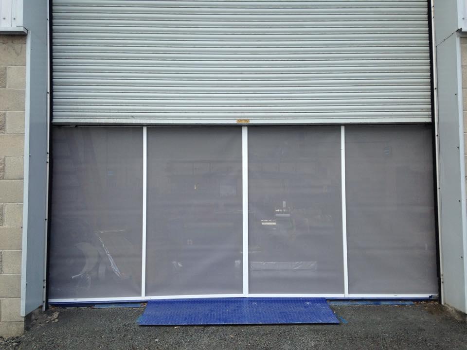 Commercial Screen Door Goss Flyscreens